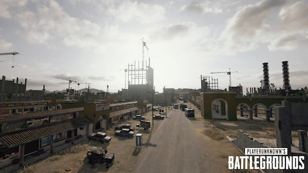 PUBG Desert Map images features new locations