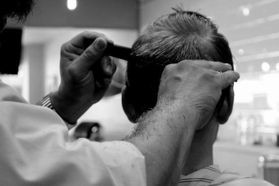 Toró, o maior hair stylist que conheci, por Helvecio Santos, barbearia