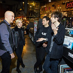 Mon, 06/11/2017 - 8:01am - At Rough Trade Records in Brooklyn with WFUV's Eric Holland. Photo by Gus Philippas/WFUV