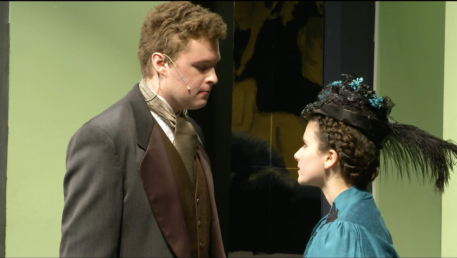 Okemos High School Theatre Presents: An Ideal Husband