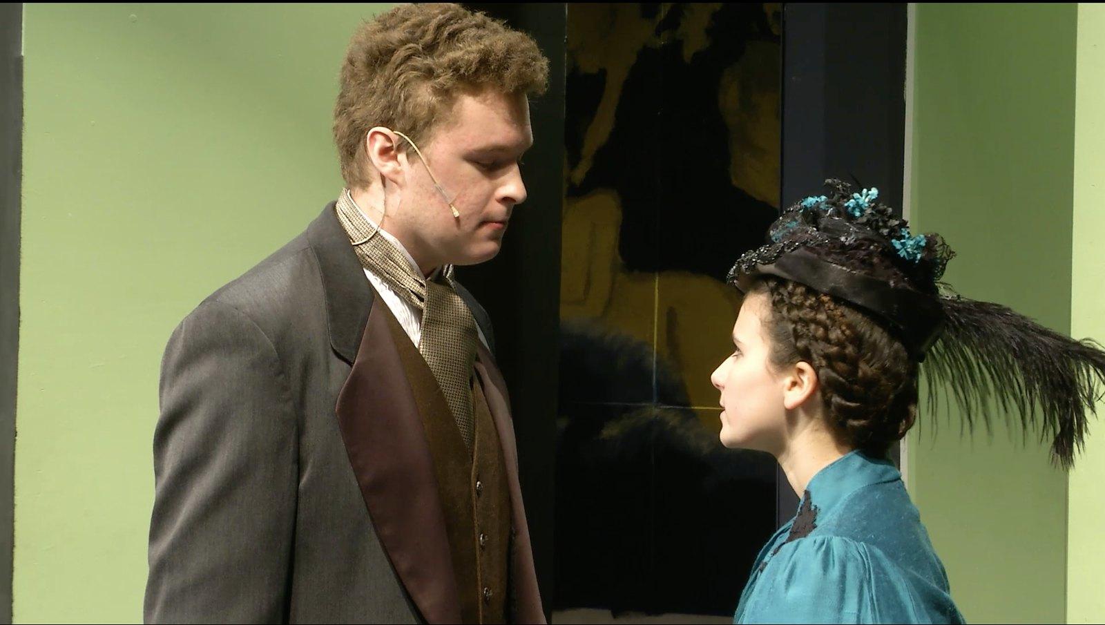 Okemos High School Theatre Presents: An Ideal Husband