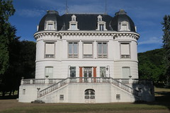 Château Boisson (Prémery - Nièvre)