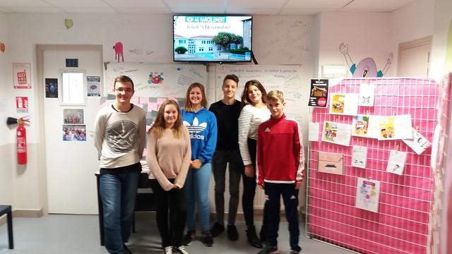 Les élèves se sont exprimés sur le harcèlement au collège Eugénie de Pomey