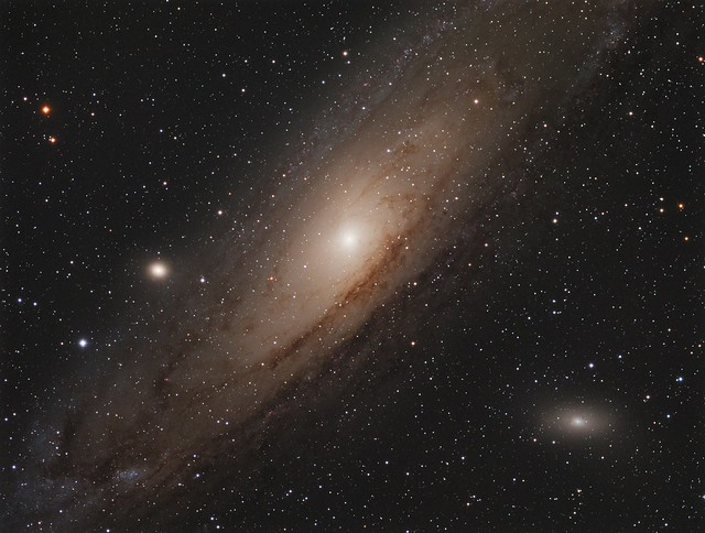 Messier 31 - The Andromeda Galaxy