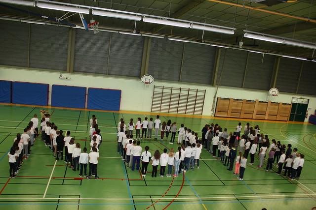 Une exposition organisée au collège Marcel Aymé