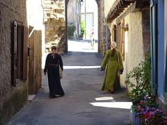 Medieval ladies in Alet les Bains  (21)