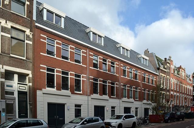 Nieuwbouw Proveniersstraat 11-17