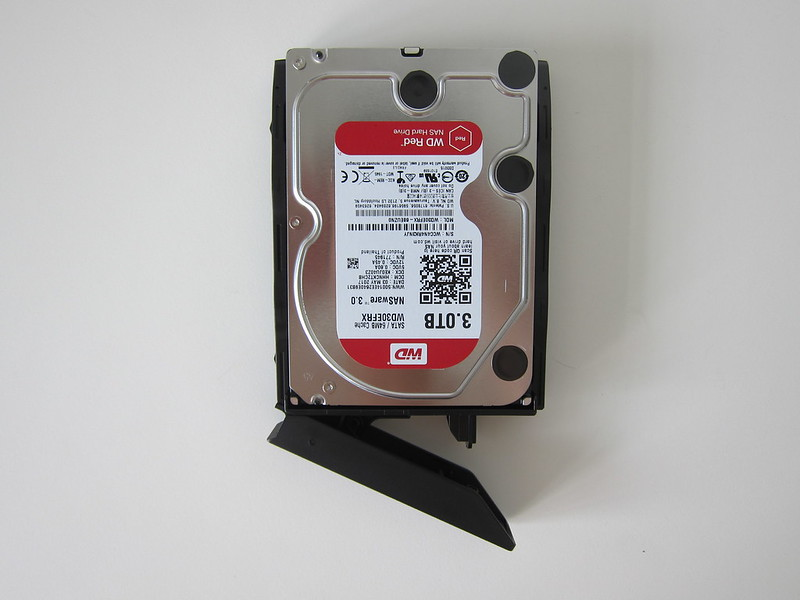 DS918+ - Drive Tray with WD Red