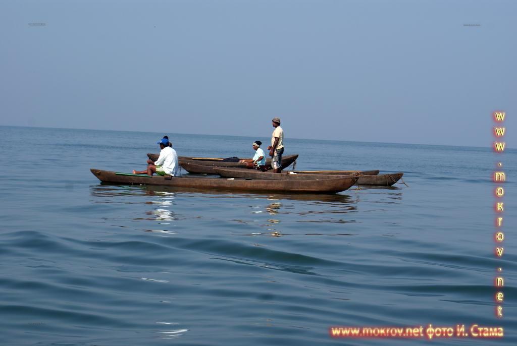 Индия штат Гоа, деревня Кондолим и фотограф