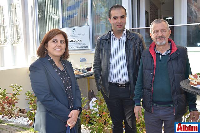 Dr. Sultan Özgen, Gökmen Cebeci, Dr. Koray Özdemir