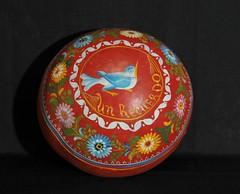 Jicara Vintage Gourd Bowl Mexico