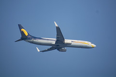 Jet Airways Boeing 737-800 VT-JBY