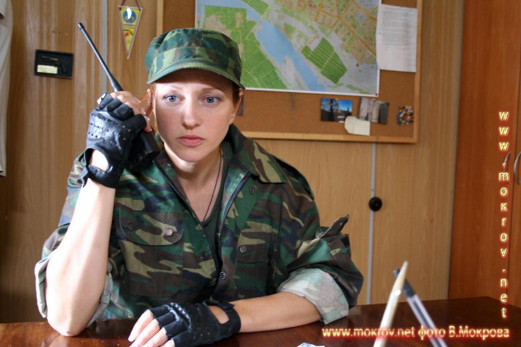 Актриса Елена Морозова