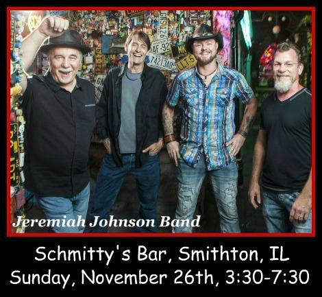 Jeremiah Johnson Band 11-25-17