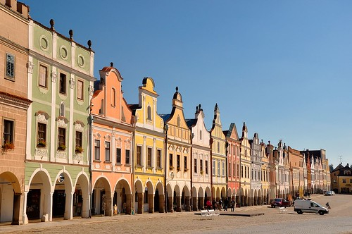 Telc | by liakada-web
