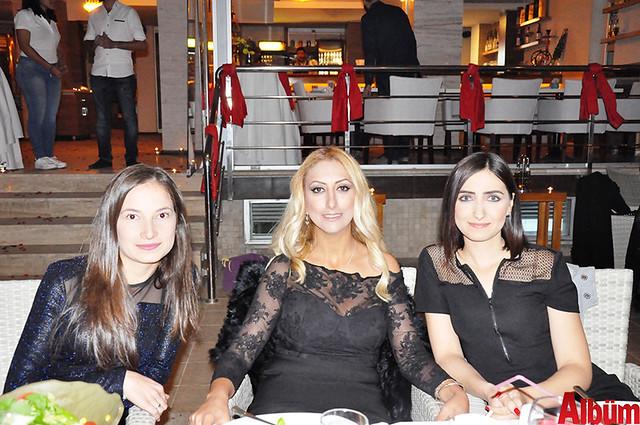 Mürüvvet Kaplan, Serap Cihangiroğlu, Zümra Benli