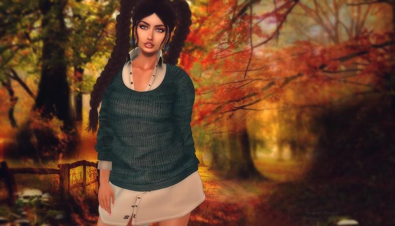 .. Autumn walk ..