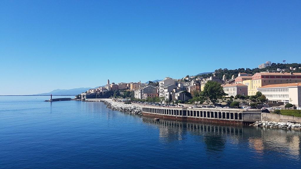 Hotel Riviera Bastia Centre Port