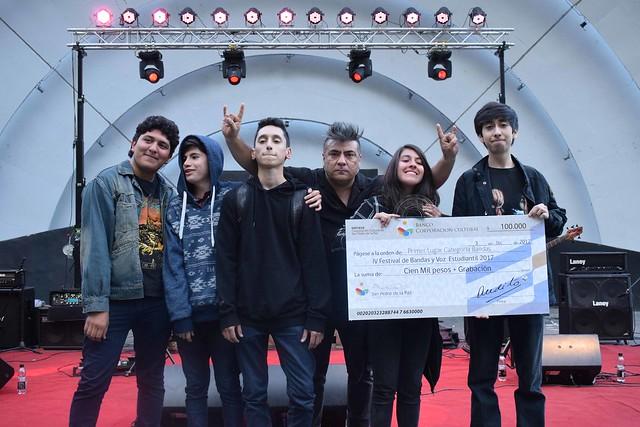 IV Festival de Bandas y Voz Estudiantil