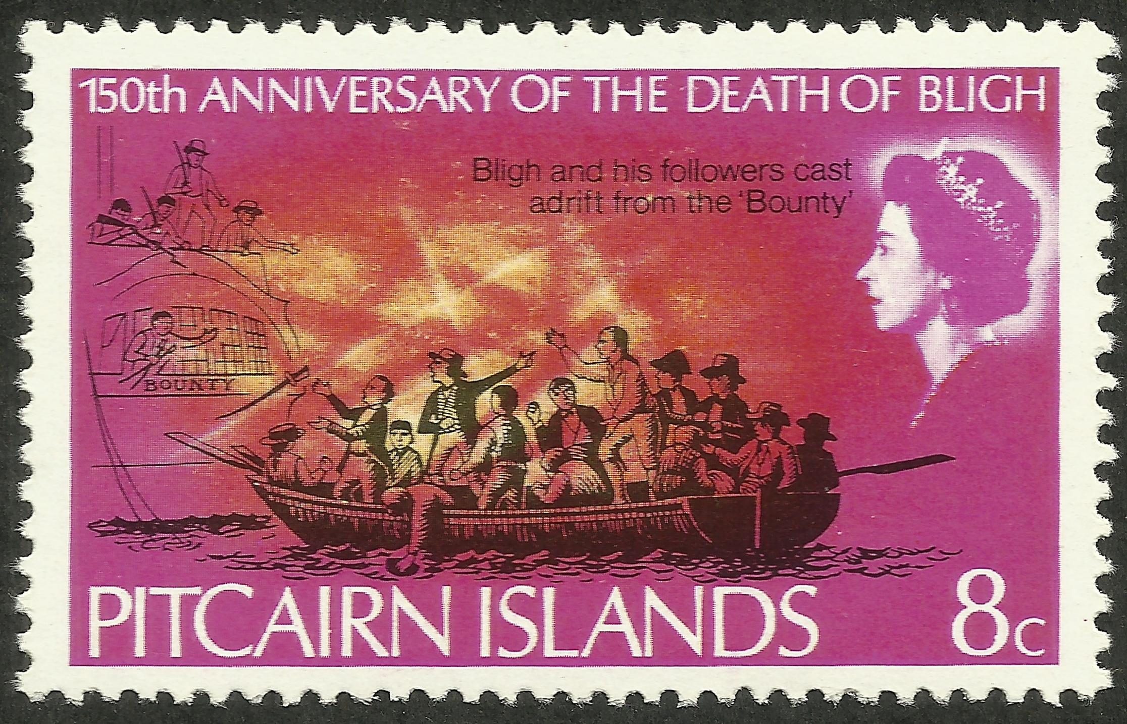 Pitcairn Islands - Scott #86 (1967)