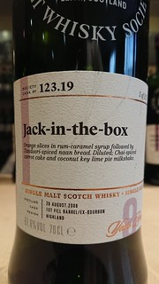 SMWS 123.19 - Jack-in-the-box