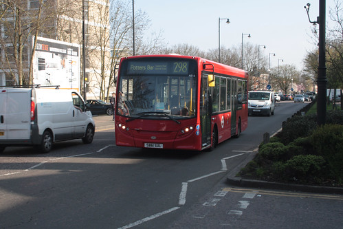 Sullivan Buses AE16 SB61SUL