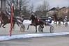 Kasaške dirke v Komendi 02.12.2017 Druga dirka