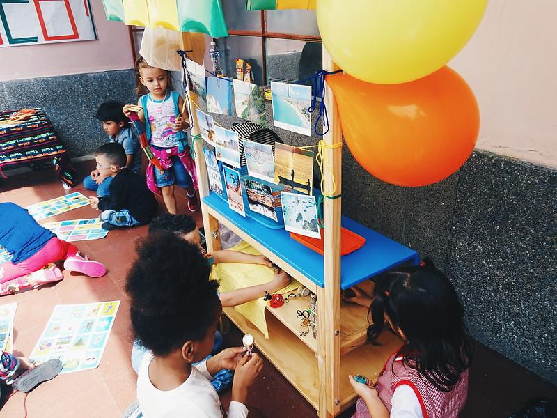 Fundação Gota de Leche, Medellín