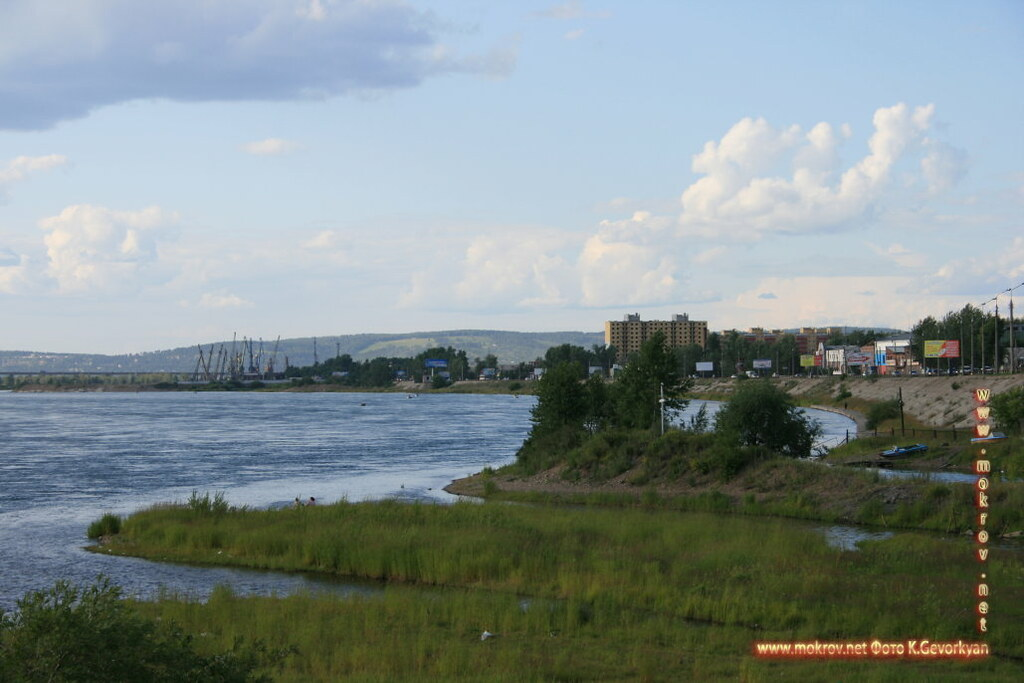 Город Иркутск пейзажи,