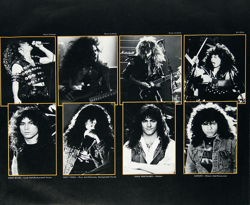 "ARMORED SAINT DELIRIOUS NOMAD 12"" Vinyl LP"