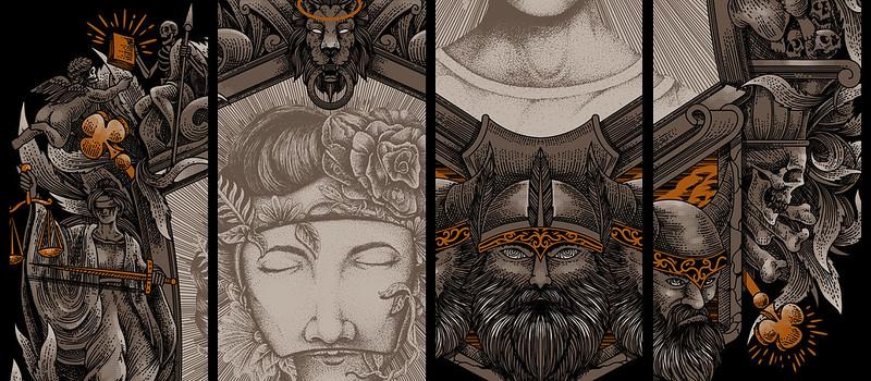 holy grail detail