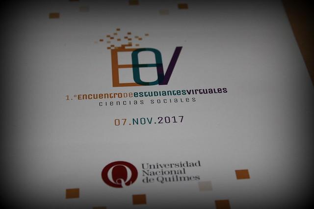 Iº Encuentro de estudiantes virtuales del DCS UNQ