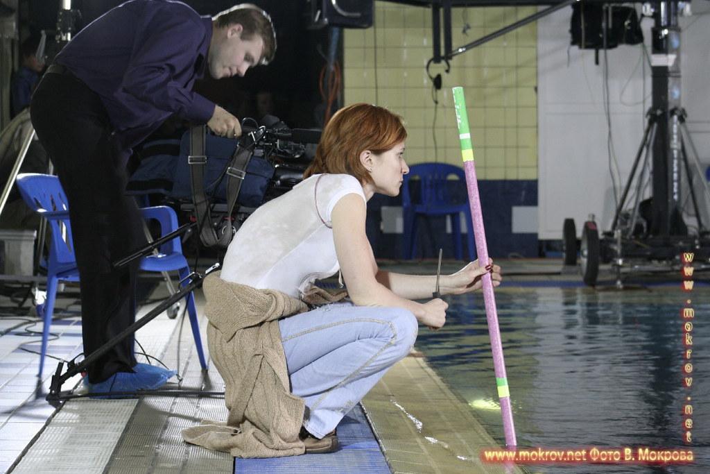 Олимпийская чемпионка Мария Киселева,