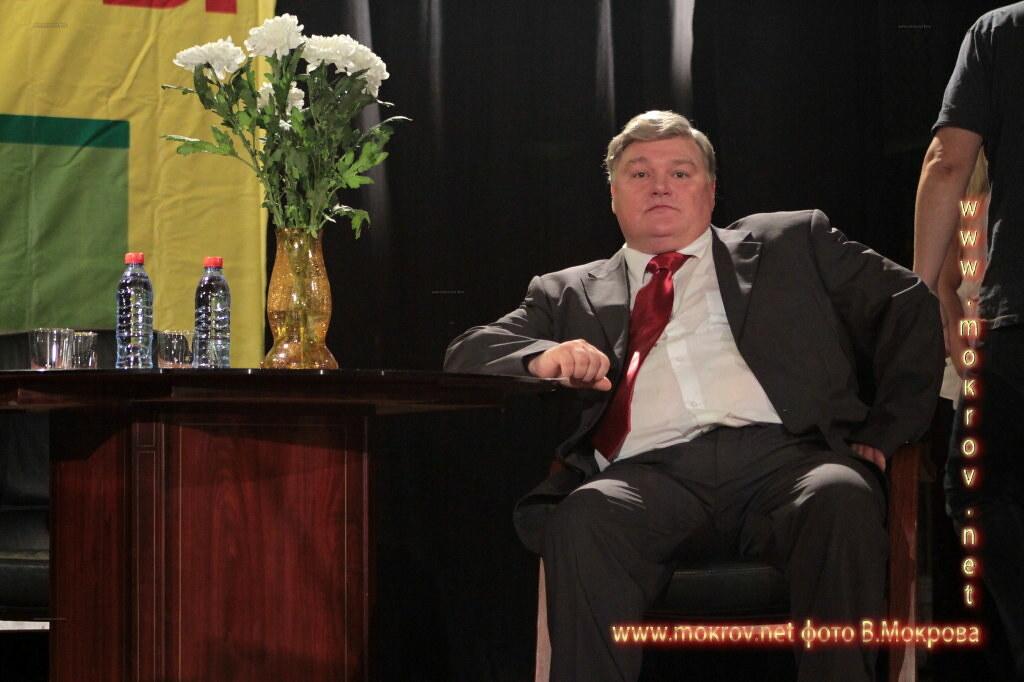 Актер Дмитрий Прокофьев - Десятников в ТВ сериале «Карпов. Сезон второй».