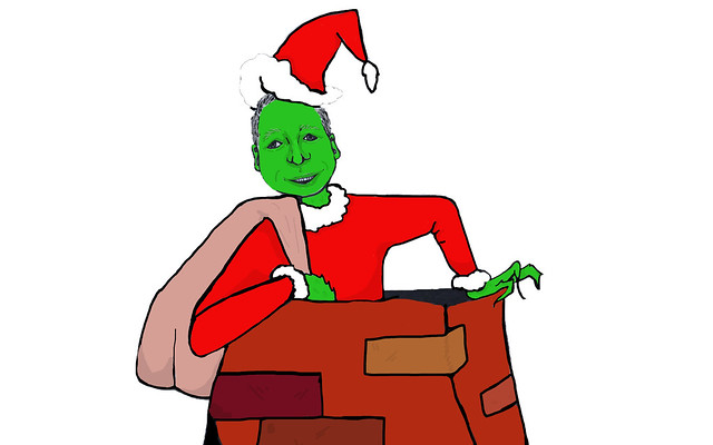 Editorial: The Review's how Assanis the Grinch stole our undergraduate education