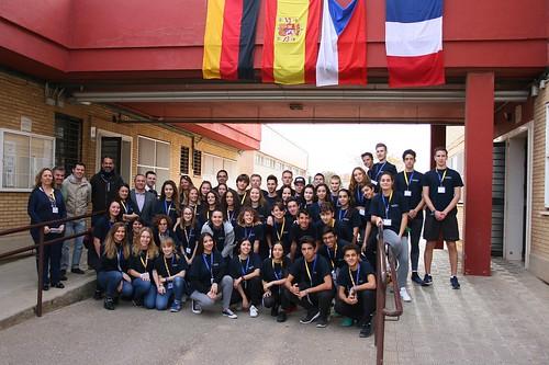IES Hermanos Machado anfitrión de un proyecto Erasmus sobre ciencia