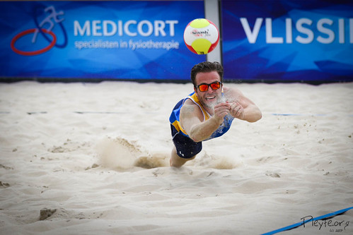 Beachvolleybal Vlissingen<br/>37 foto's