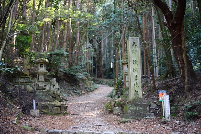 上醍醐寺へ