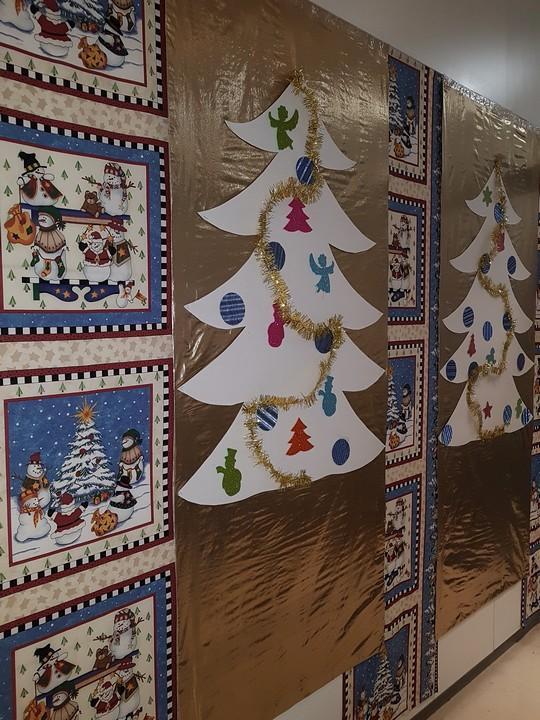 14/12/2017 Repas de... Noël / Petite balade ... digestive (!) dans les environs de La Défense