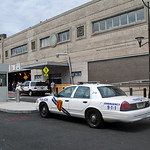 NJ Transit Police. Newark Penn Station.