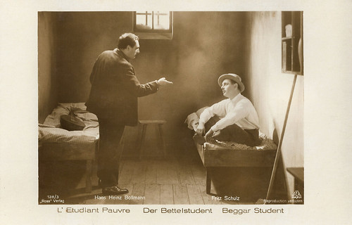 Der Bettelstudent (1931) with Hans Heinz Bollmann and Fritz Schulz