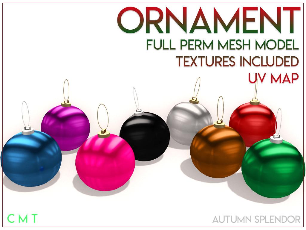 Ornaments! - TeleportHub.com Live!