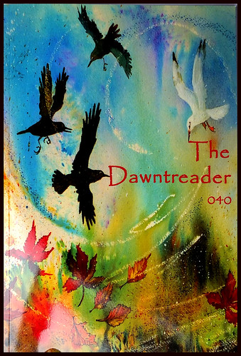 The Dawntreader ...Autumn skies
