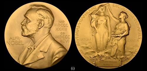 Hevesy Nobel Medal for Chemistry
