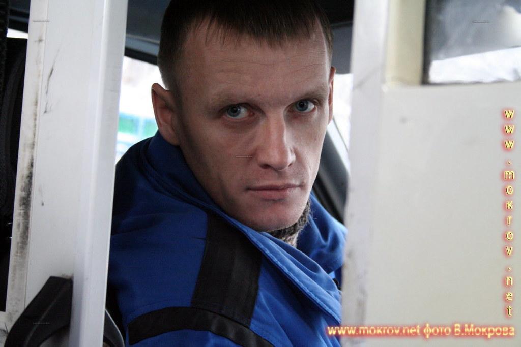 Евгений Матвеев - Зыков, водитель скорой помощи. В телесериале «Страна 03».