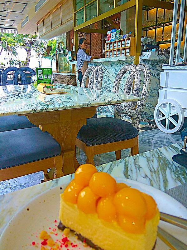 Pastry Addiction Mera Mare Hotel Pattaya