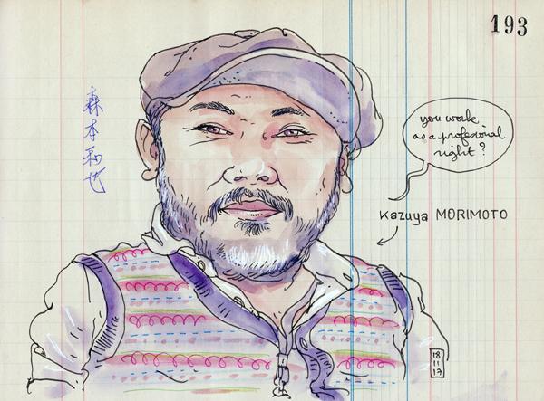kazuya morimoto