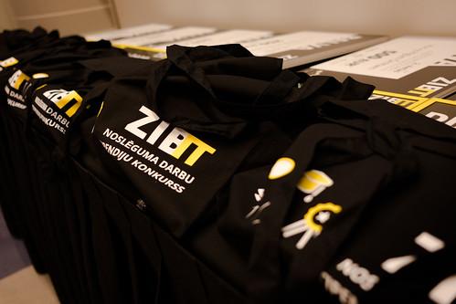 «ZIBIT 2017» stipendiju konkursa laureātu apbalvošana