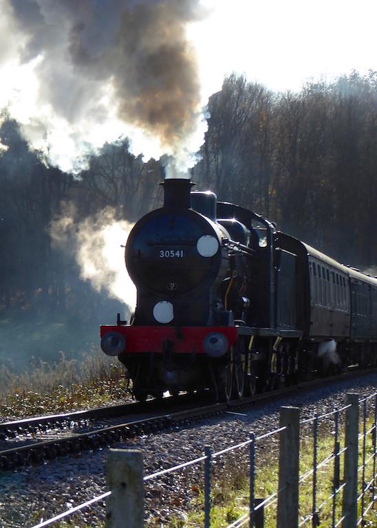 Bluebell Railway Horsted Keynes Circular walk