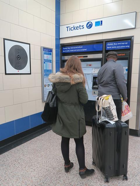 Heathrow 1-2-3 station